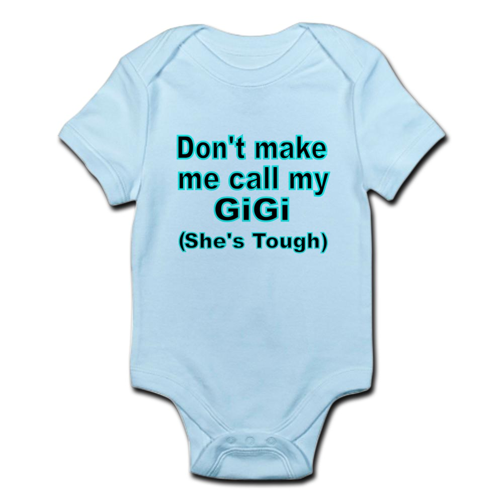 CafePress-Cute-Infant-Bodysuit-Baby-Romper-959951455 thumbnail 3