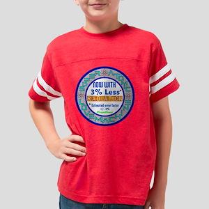 Super Atomic Dark Youth Football Shirt