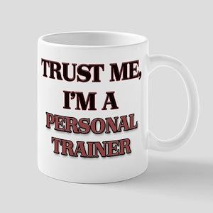 Trust Me, I'm a Personal Trainer Mugs