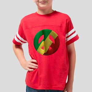 Republic of Congo Youth Football Shirt