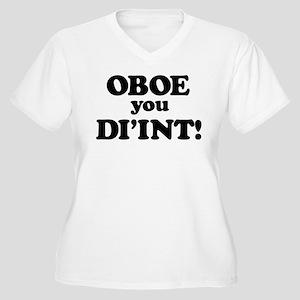 OBOE Plus Size T-Shirt
