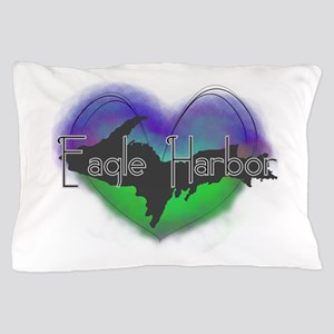 Aurora Eagle Harbor Pillow Case