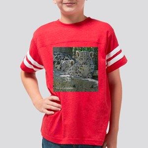 Baby Snow Leopards Youth Football Shirt