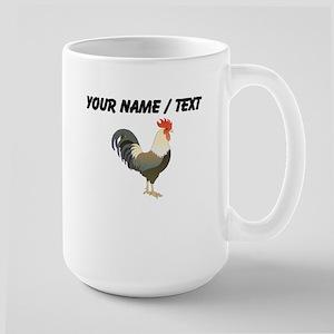 Custom Rooster Mugs