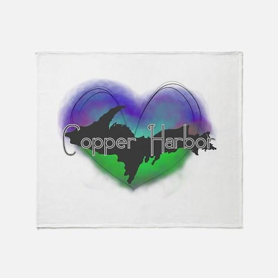 Aurora Copper Harbor Throw Blanket