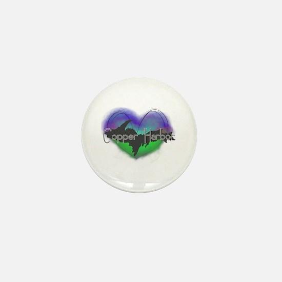 Aurora Copper Harbor Mini Button