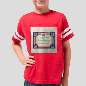 Square - Pledge Youth Football Shirt