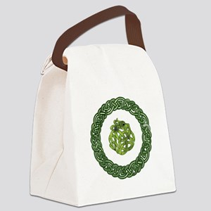 Celtic Dragon 2 Canvas Lunch Bag