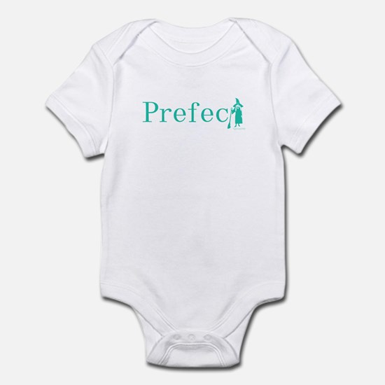 Practically Prefect! Turquoise Infant Bodysuit