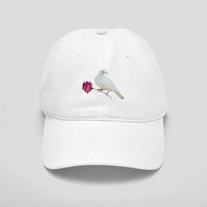 Dove Rose Cap