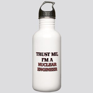 Trust Me, I'm a Nuclear Engineer Water Bottle