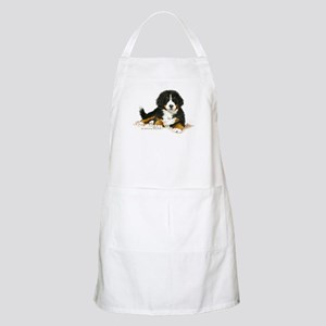 Bernese Mountain Dog Bright Eyes Apron