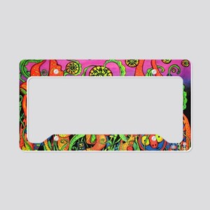 Tripper Trouble License Plate Holder