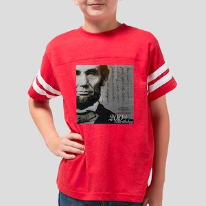 200th Birthday Youth Football Shirt