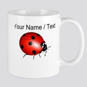 Custom Ladybug Mugs