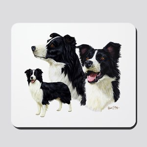 Border Collie Mousepad