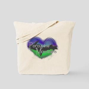 Aurora Porcupine Mts Tote Bag