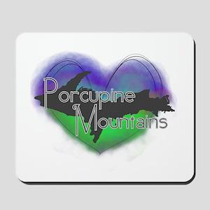 Aurora Porcupine Mts Mousepad