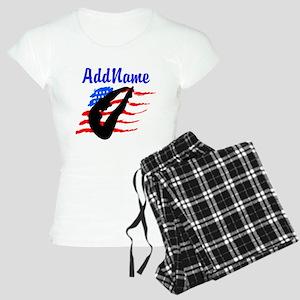 AMERICAN DIVER Women's Light Pajamas