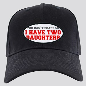 two-daughters-fresh-gray-red-3000 Baseball Hat
