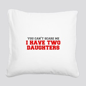 two-daughters-fresh-gray-red-3000 Square Canvas Pi