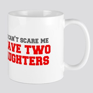 two-daughters-fresh-gray-red-3000 Mugs