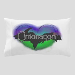 Aurora Ontonagon Pillow Case