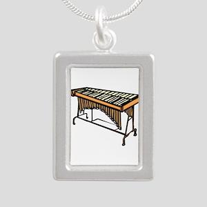 vibraphone simple instrument design Necklaces