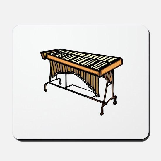 vibraphone simple instrument design Mousepad
