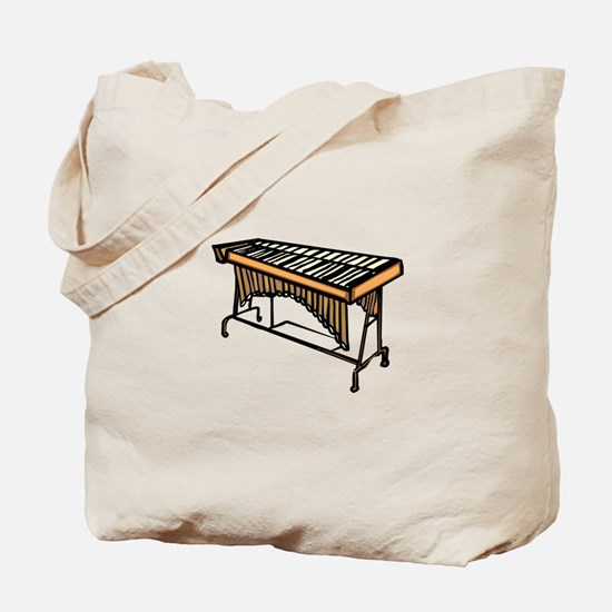 vibraphone simple instrument design Tote Bag