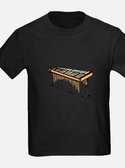 vibraphone simple instrument design T-Shirt