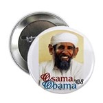 Osama Obama '08 Button