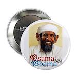 Osama Obama '08 Button