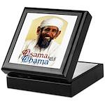 Osama Obama '08 Keepsake Box
