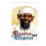 Osama Obama '08 Postcards (Package of 8)