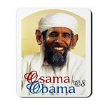 Osama Obama '08 Mousepad