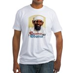 Osama Obama '08 Fitted T-Shirt