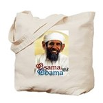 Osama Obama '08 Tote Bag