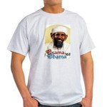 Osama Obama '08 Light T-Shirt