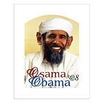 Osama Obama '08 Small Poster