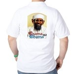Osama Obama '08 Golf Shirt