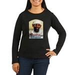 Osama Obama '08 Women's Long Sleeve Dark T-Shirt