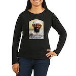 Osama Obama '08 Women's Long Sleeve Dark T-Shirt