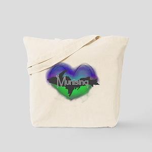 Aurora Munising Tote Bag