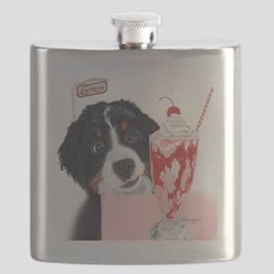 Bernerlicious Flask