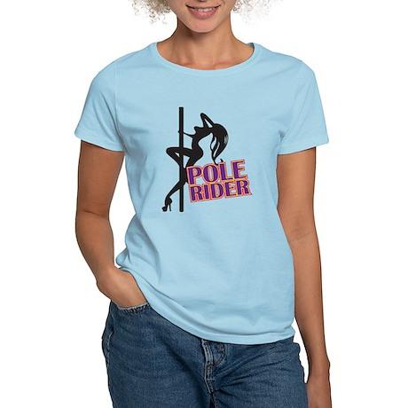 Pole Rider Women's Pink T-Shirt