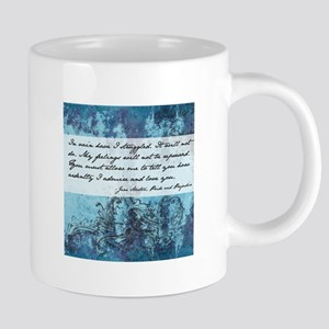 Pride and Prejudice Quote Mugs