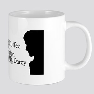 Tea and Coffee with Mr. Thornton and Mr. Darcy Mug