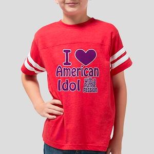 cp-idol-purple Youth Football Shirt