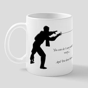 Fencing Style 1 Mug